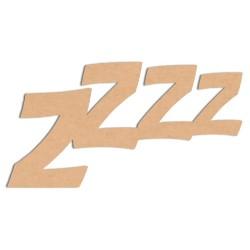 Mot - ZzzzMot en bois brut