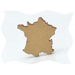 Tourmisme-vacances-voyages - Carte de France