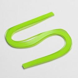 120 Bandes papier pour Quilling - 5 mm - vert clair