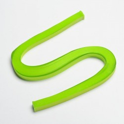 120 Bandes papier pour Quilling - 10 mm - vert clair