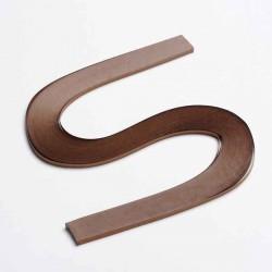 120 Bandes papier pour Quilling - 5 mm - marron
