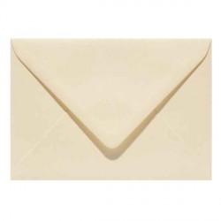 Enveloppe C6 114 x 162 mm - blanc cassé