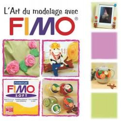 Livre - L'art du modelage avec Fimo