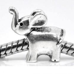 Charm Eléphant style Pandora - à l'unité