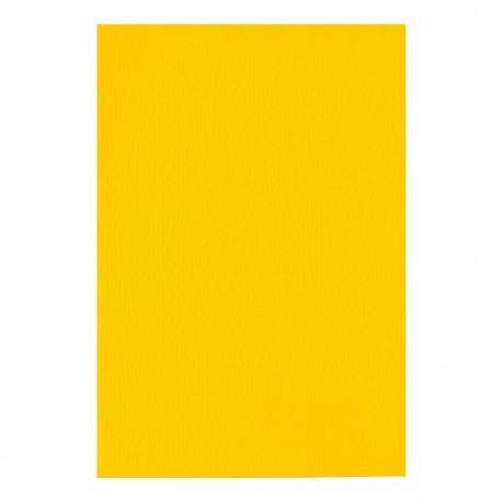 Papier A4 210 x 297 mm - 200 gr - Jaune bouton d'or