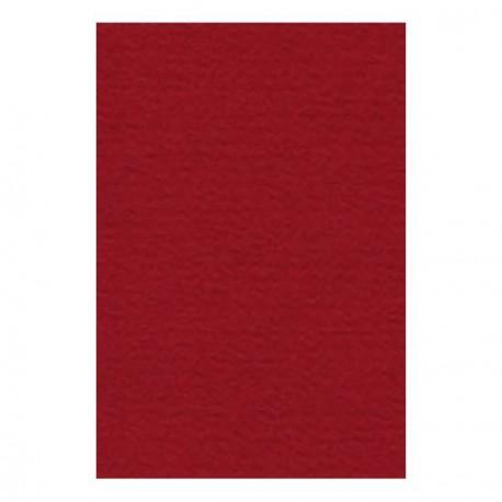 Papier A4 210 x 297 mm - 105 gr - Rouge Noël