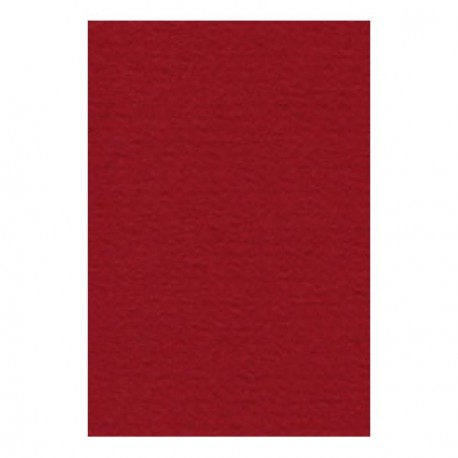Papier A4 210 x 297 mm - 200 gr - Rouge Noël