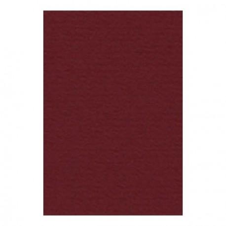 Papier A4 210 X 297 Mm 200 Gr Rouge Bordeaux