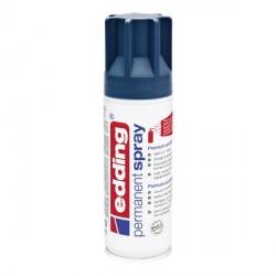 Edding Permanent Spray peinture Midnight, mat - 200 ml