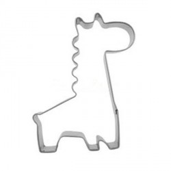 Emporte-pièce métallique Girafe
