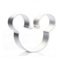 Emporte-pièce métallique Mickey