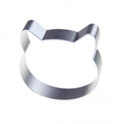Emporte-pièce métallique tête de Chat