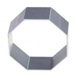 Emporte-pièce métallique Octagone