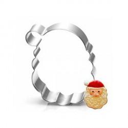 Emporte-pièce métallique Père Noël