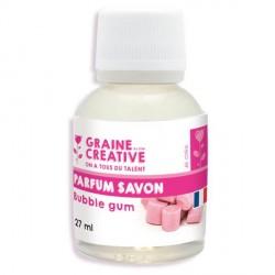 Parfum pour savon Bubble Gum - 27 ml