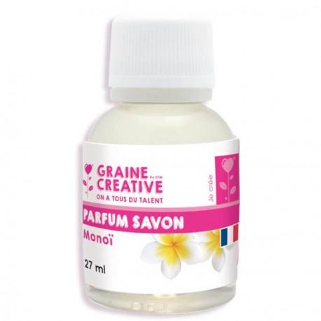 Parfum pour savon Monoï - 27 ml