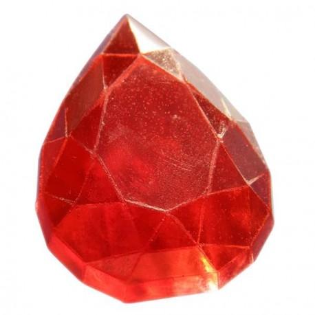 Moule pour Savon Diamant Goutte