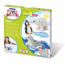 Kit Fimo Kids La Banquise
