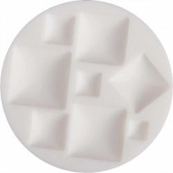 Mini moule silicone Cabochons carrés