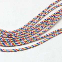 Fil Paracord Candy 2 mm ø - Au mètre