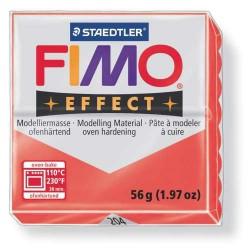 Fimo Effect 204 Rouge Transparent - 57 gr