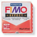 Fimo Effect 204 Rouge Transparent - 57 gr