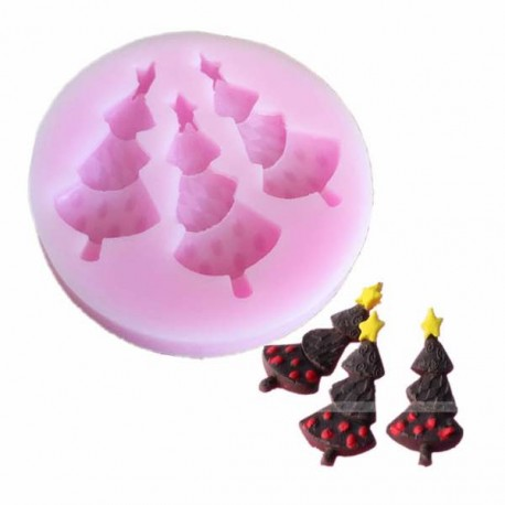 Moule silicone Sapin