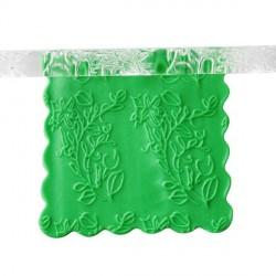 Rouleau de texture Feuillage 16 x 1 cm
