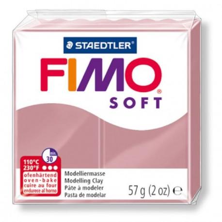 Fimo Soft Rose antique 20 - 57 gr