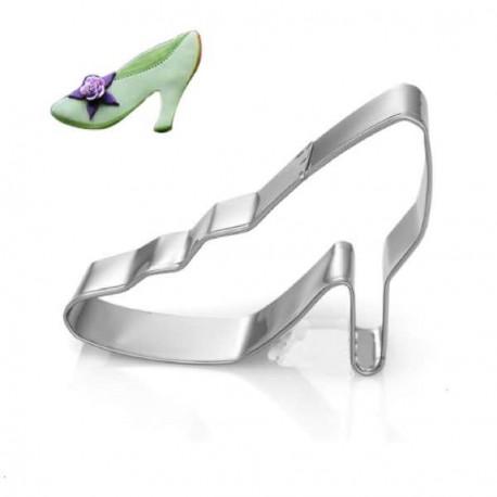Emporte-pièce métallique Chaussure à talon