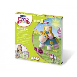 Kit Fimo Kids Fée Insecte