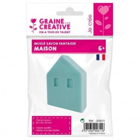 Moule thermoformé Maison