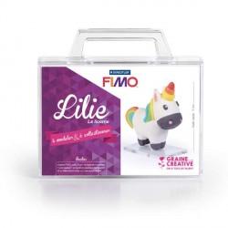 Mallette Kit modelage - Lilie la Licorne