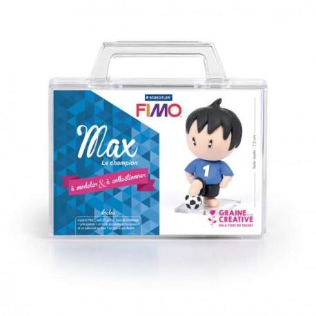 Mallette Kit modelage - Max le Champion de foot