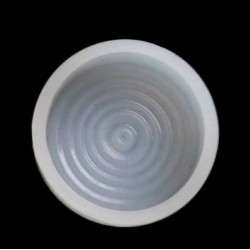 Moule silicone Rond à spirales pour résine
