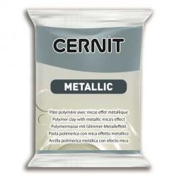 Cernit Metallic Acier 167 - 56 gr