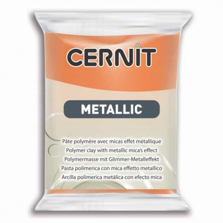 Cernit Metallic Rouille 169 - 56 gr