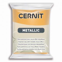 Cernit Metallic Or 050 - 56 gr