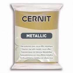 Cernit Metallic Or antique 055 - 56 gr