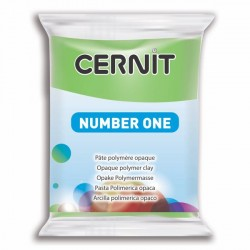 Cernit Number One Vert Printemps 603 - 56 gr