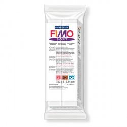 Fimo Soft Blanc 0 - 454 gr