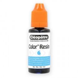 Colorant pour résine et polymère Color'Résine Bleu - 15 g
