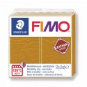 Fimo Effet cuir (Effect Leather) Jaune Ocre 179 - 57 gr
