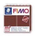 Fimo Effet cuir (Effect Leather) Marron 779 - 57 gr