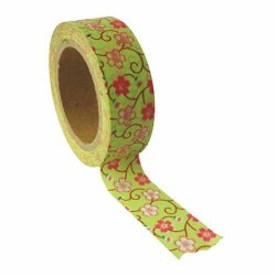 Masking Tape Vert prairie - 10 mm x 5 m