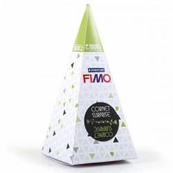 Cornet surprise Fimo - Renard