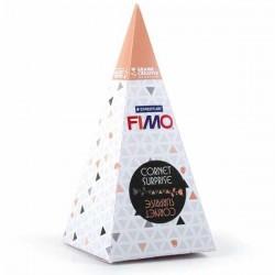 Cornet surprise Fimo - Licorne
