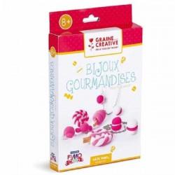 Kit Fimo Kids Bijoux Gourmand A Créer Soi-Même