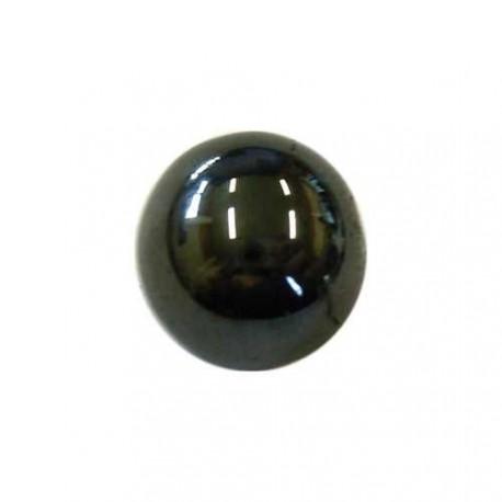 Perle hématite 6mm pour Shamballa