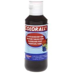 Peinture ardoise tableau noir 100 ml noir